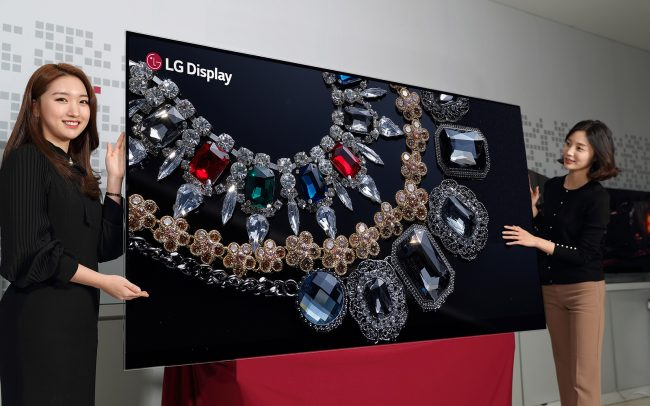 LG 88 8K OLED
