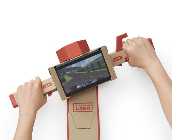 Nintendo Labo Switch 1