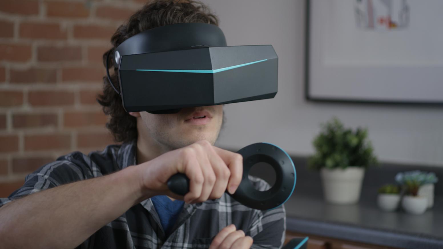 Pimax 8K CES 2018 VR