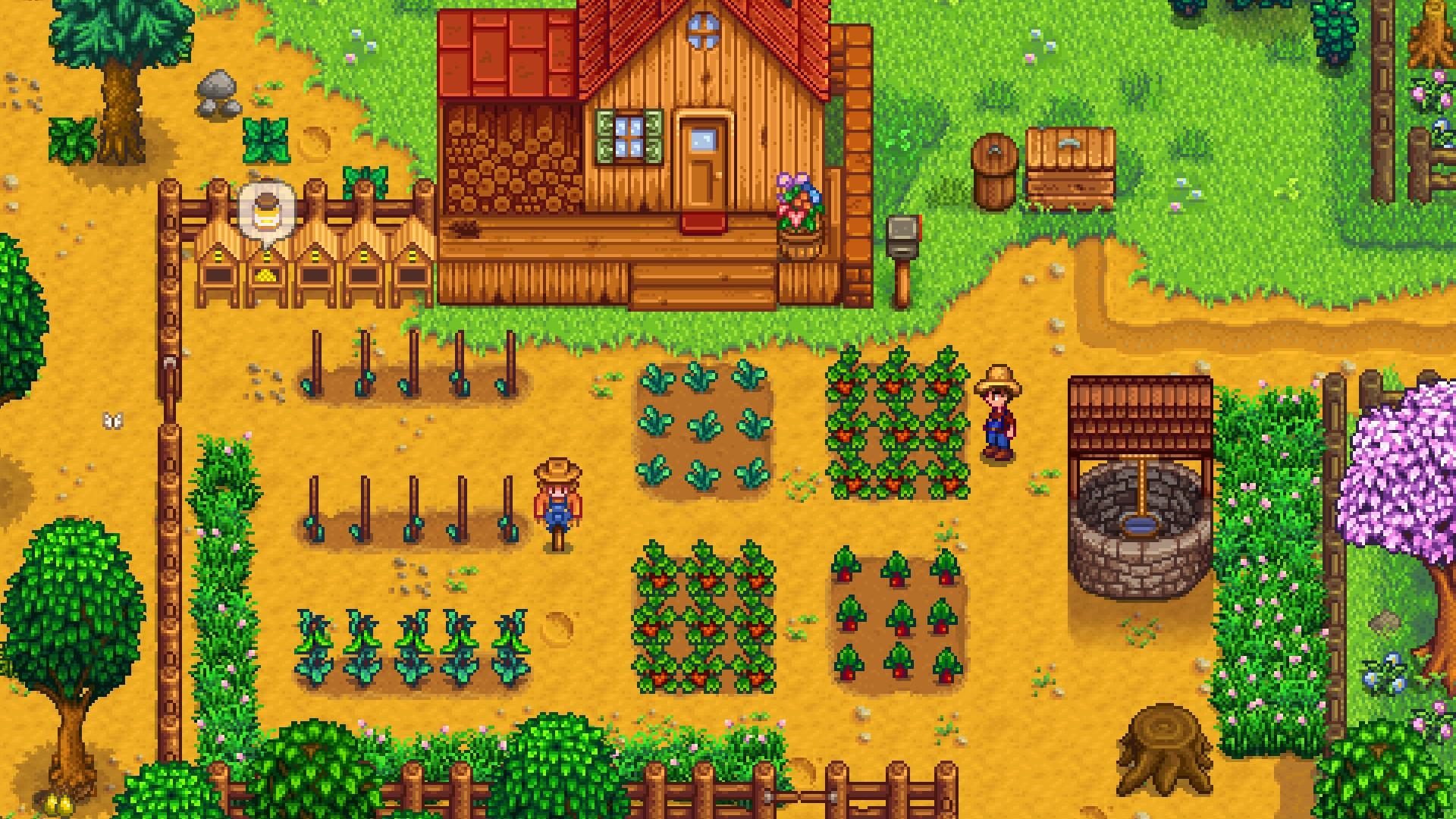 Stardew Valley Nintendo Switch ventes dématérialisées