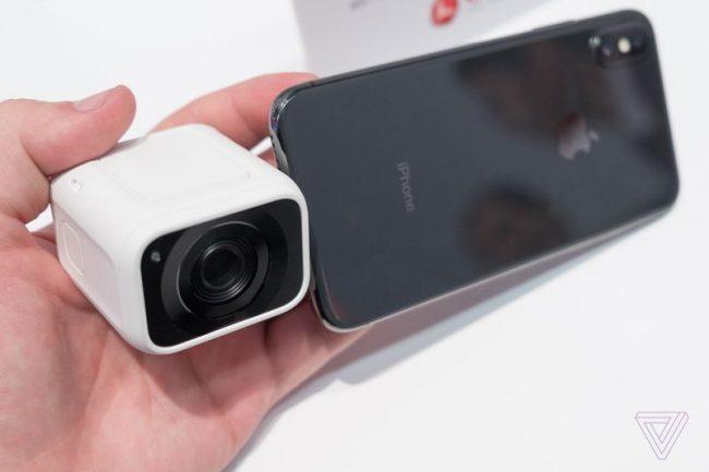 Concept Canon présenté au CES 2018