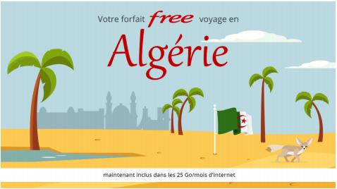 Free Mobile / Algérie