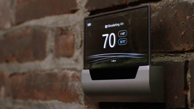 Thermostat Microsoft GLAS