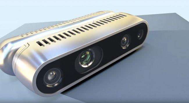 Intel RealSense D435 D415