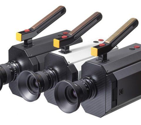 Kodak ressuscite la Super 8 pour ses clients fortunés
