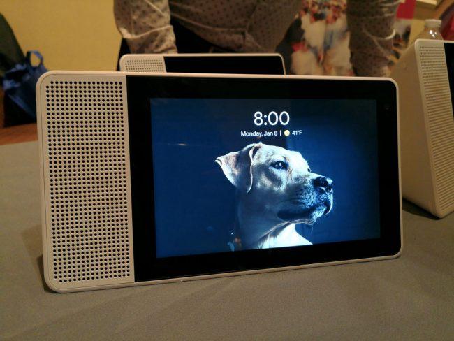 Le Lenovo Smart Display