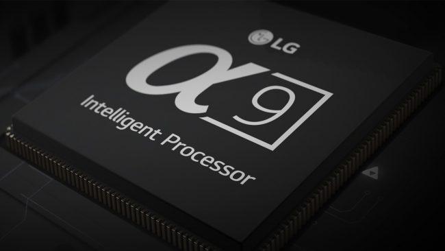 Processeur LG Alpha 9