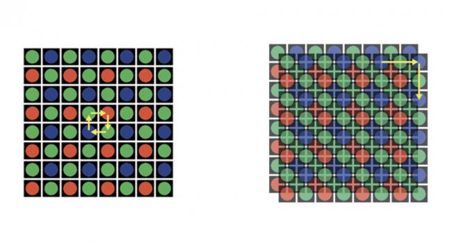 MS 4-Shot (à gauche) et MS 6-Shot (à droite)