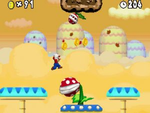 Newer Super Mario Bros. DS