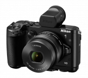 Le Nikon 1 V3 n'est plus à vendre…