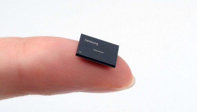samsung chipset