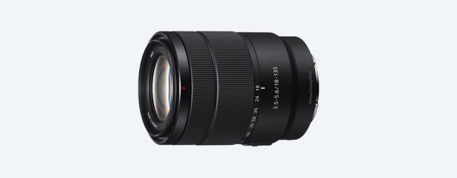 Sony OSS F3.5-5.6 E 18-135 mm