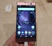 CES 2018 – Sony Xperia XA2 et XA2 Ultra : notre prise en main (photos et vidéo)