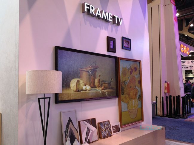 TCL Frame TV