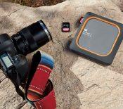 CES 2018 – My Passport Wireless,  SanDisk Extreme Portable : de nouveaux SSD portables chez Western Digital