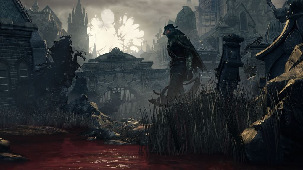 PlayStation Plus Bloodborne