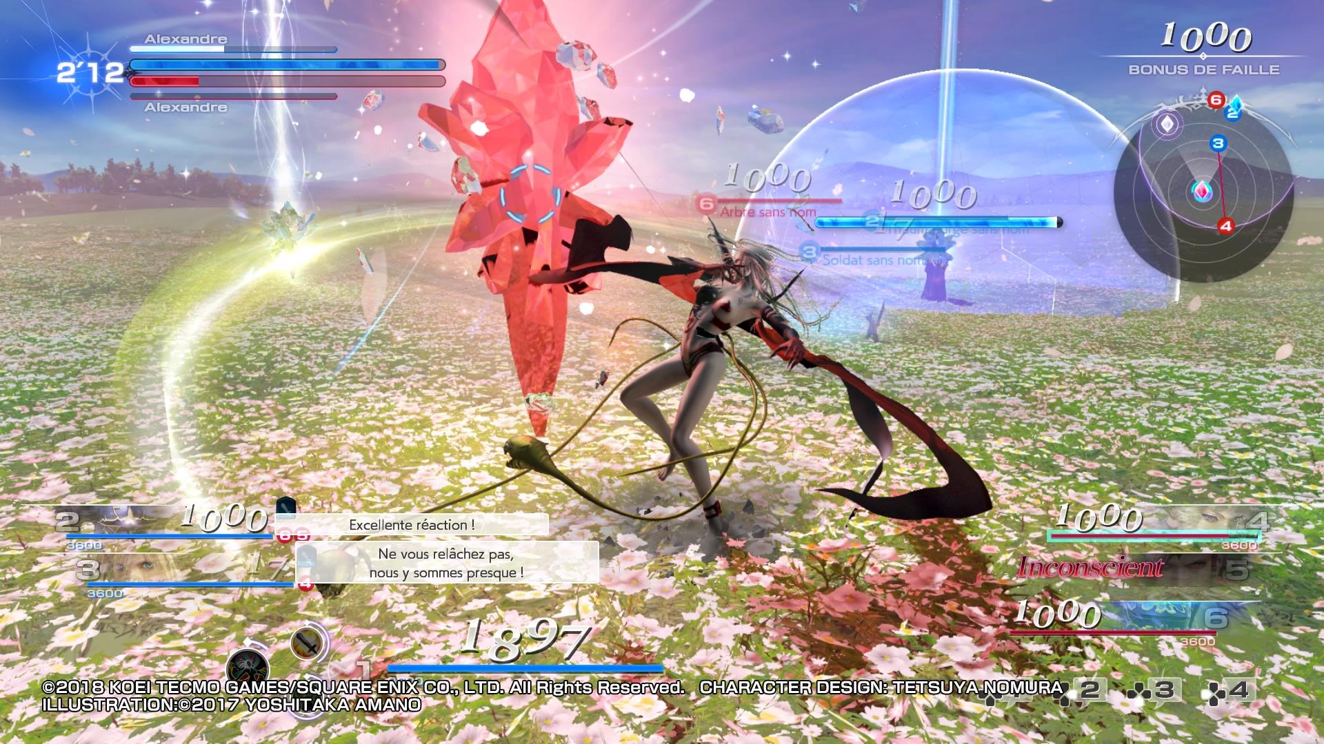 Dissidia Final Fantasy NT 8