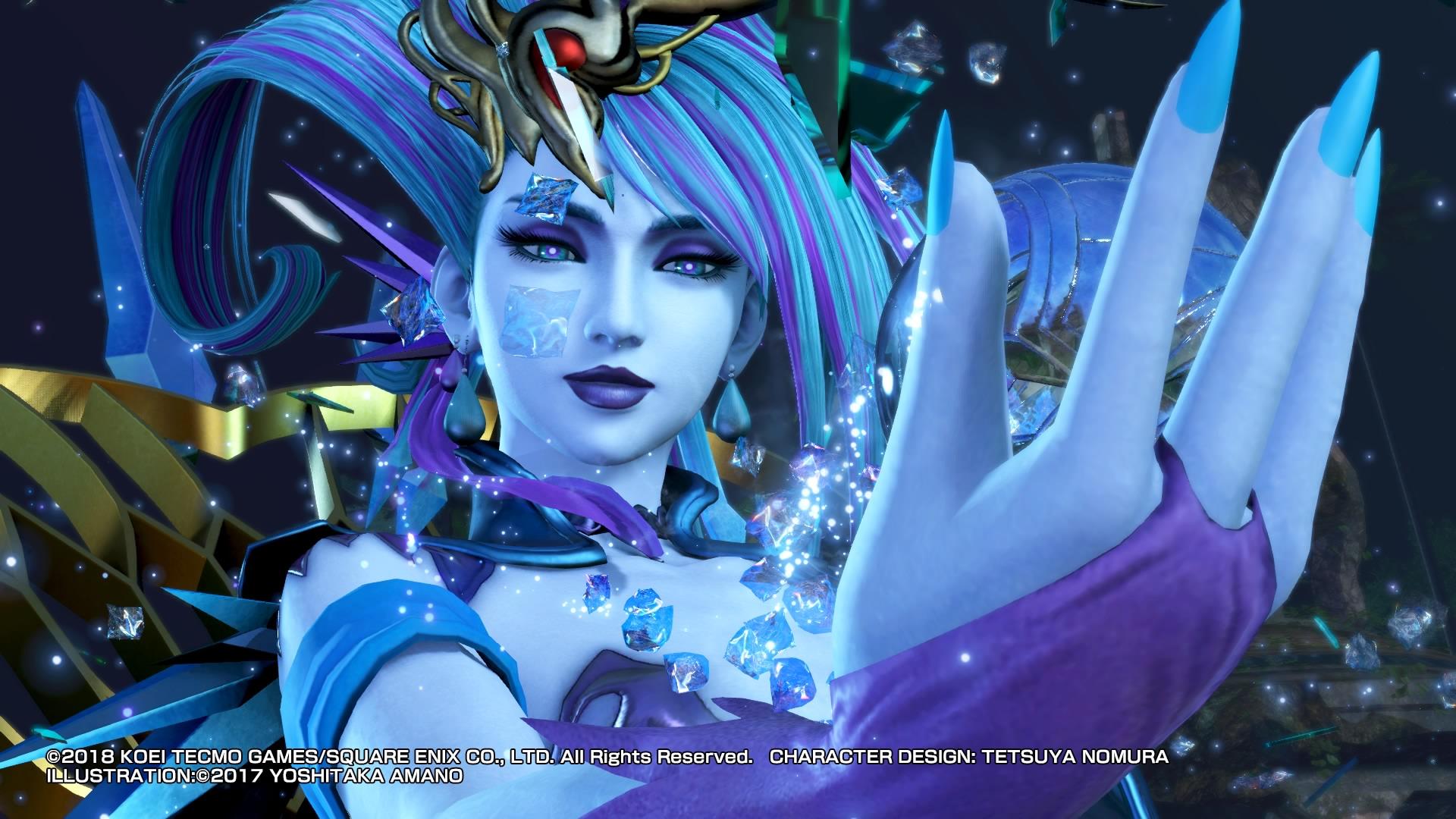 Dissidia Final Fantasy NT 7