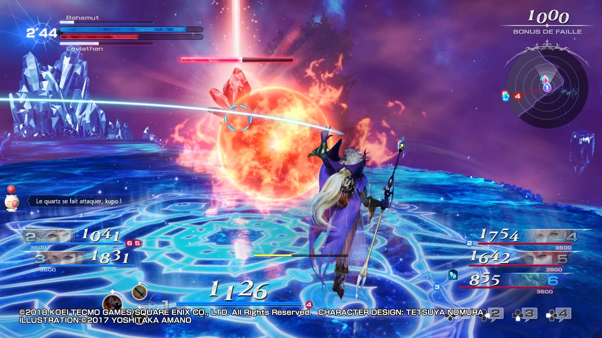 Dissidia Final Fantasy NT 6