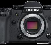 Nouveau firmware pour les Fujifilm X-H1, X-T2, X-Pro2, X-E3 et X100F