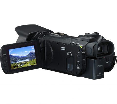 Canon Legria HF G26 : Full HD, zoom 20x et stabilisation dans un caméscope grand public