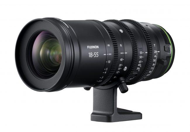 fujinon MKX 18-55 mm