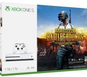PUBG s'offre un pack avec la Xbox One S