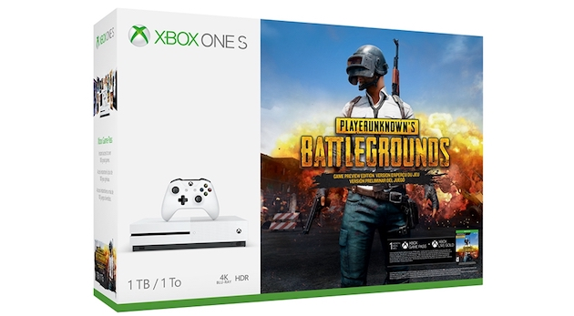 Microsoft PUBG Xbox One S