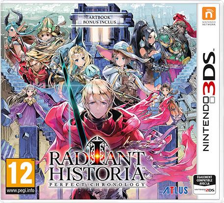 Radiant Historia Perfect Chronolo