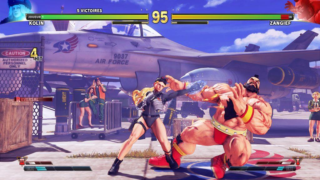STREET FIGHTER V: Arcade Edition 2