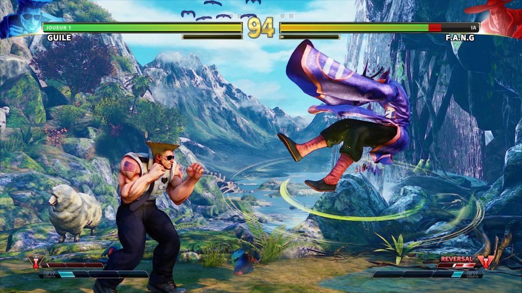 STREET FIGHTER V: Arcade Edition 7