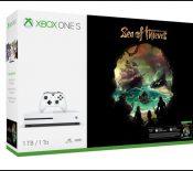 Sea of Thieves aura le droit à son bundle avec la Xbox One S