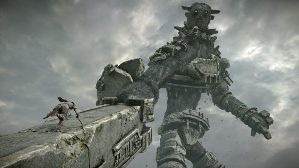 SHADOW OF THE COLOSSUS 16