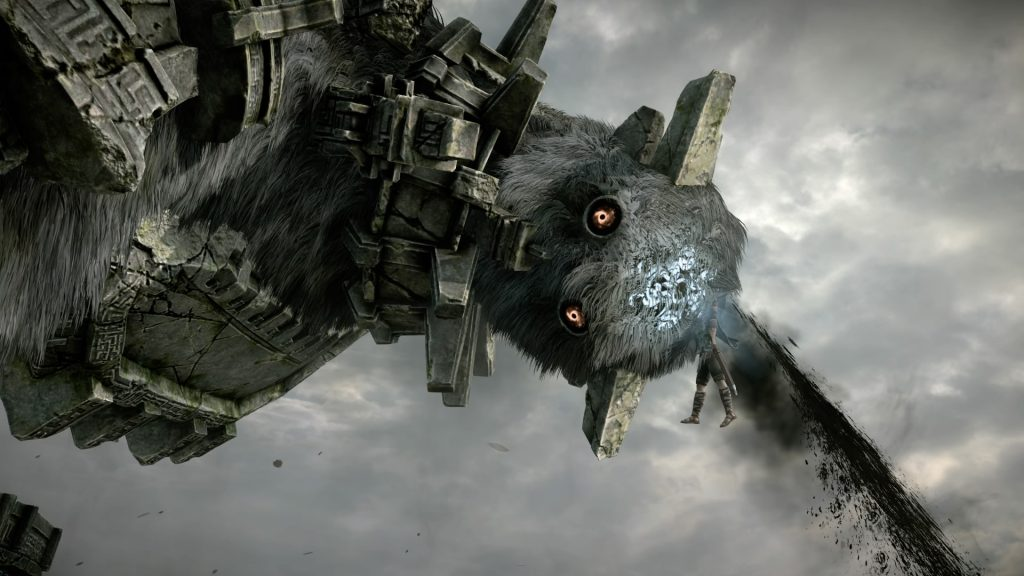 SHADOW OF THE COLOSSUS 9
