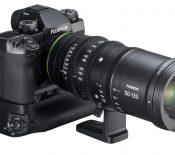 Fujifilm présente les objectifs ciné Fujinon MKX 18-55 et MKX 50-135 mm