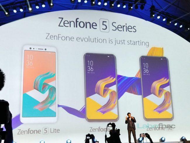 Asus ZenFone 5 Series