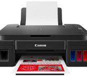 Canon Pixma G1510, G2510, G3510 et G4510 : le plein d'imprimantes à réservoirs rechargeables