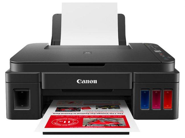 La Canon Pixma G3510