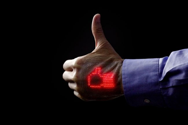 Ecran LED Sante