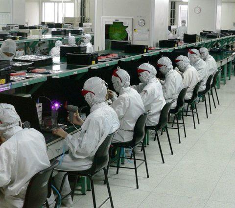 Le torchon brûle entre Apple et son sous-traitant Foxconn