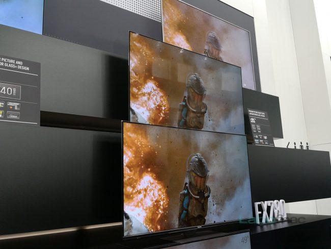 Panasonic FX600, FX700, FX740 et FX780 : le plein de TV LCD