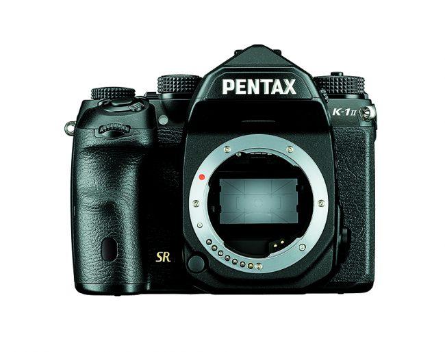 pentax K-1 II