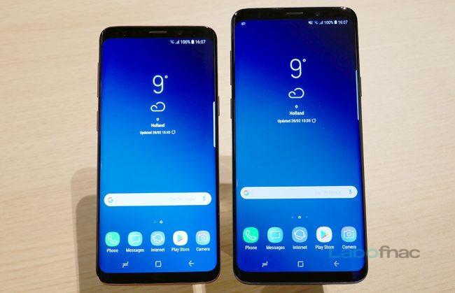 Samsung veut à tout prix convaincre les utilisateurs d'iPhone X de passer au Galaxy S9