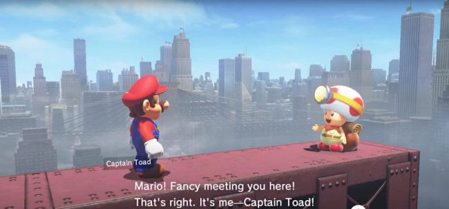 Source : Nintendo/YouTube