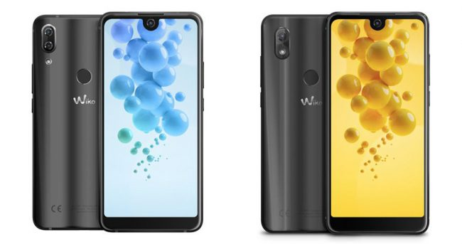 Wiko View 2 & View 2 Pro