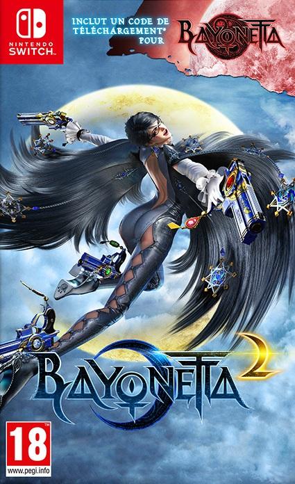 Bayonetta 2_jaquette