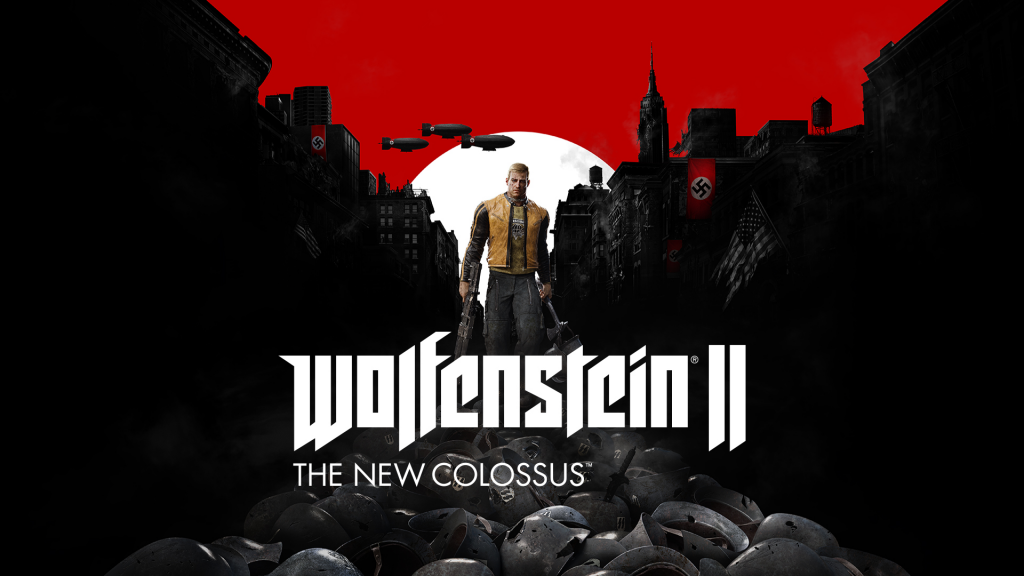 Bethesda conférence E3 2018 Wolfenstein II
