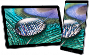 Prise en main de la Huawei MediaPad M5 : bonne impression