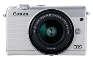 Test du Canon EOS M100 : un hybride dans le corps d'un compact