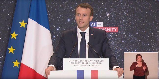 © La stratégie française sur l'Intelligence Artificielle / YouTube (AI for Humanity)